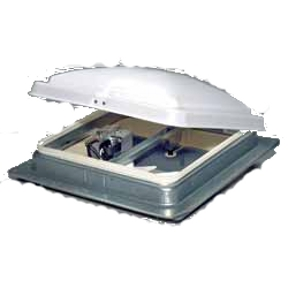 VENT DOME POWERED 12 VOLT