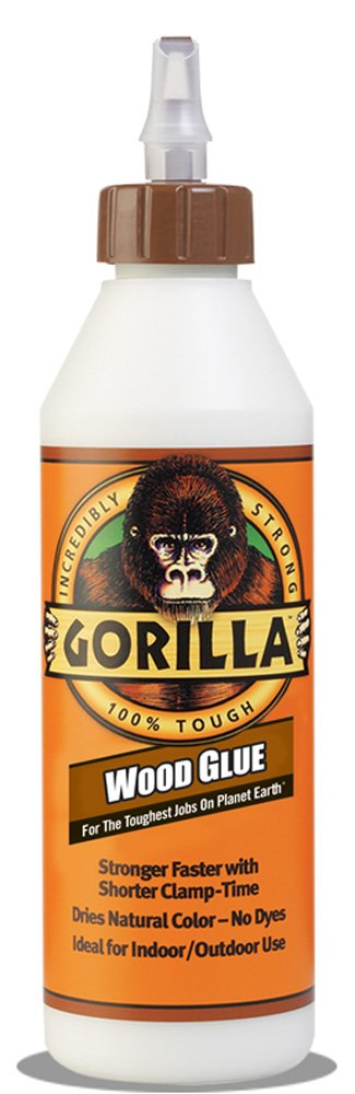 GORILLA WOOD GLUE 18oz