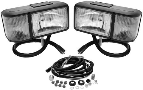 HEADLAMP KIT W/HARNESS