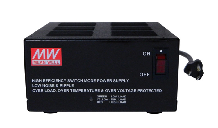 POWER SUPPLY +12V