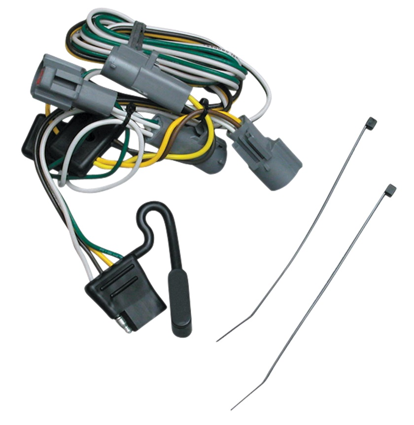 product detail for 92-96 bronco t-one ford 7 pin trailer wiring harness trailer wiring harness ford bronco #14