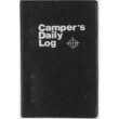Campers Daily Log Book
