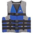 Adult Nylon Vest Blue