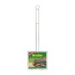Campfire Broiler, Chrome Plate