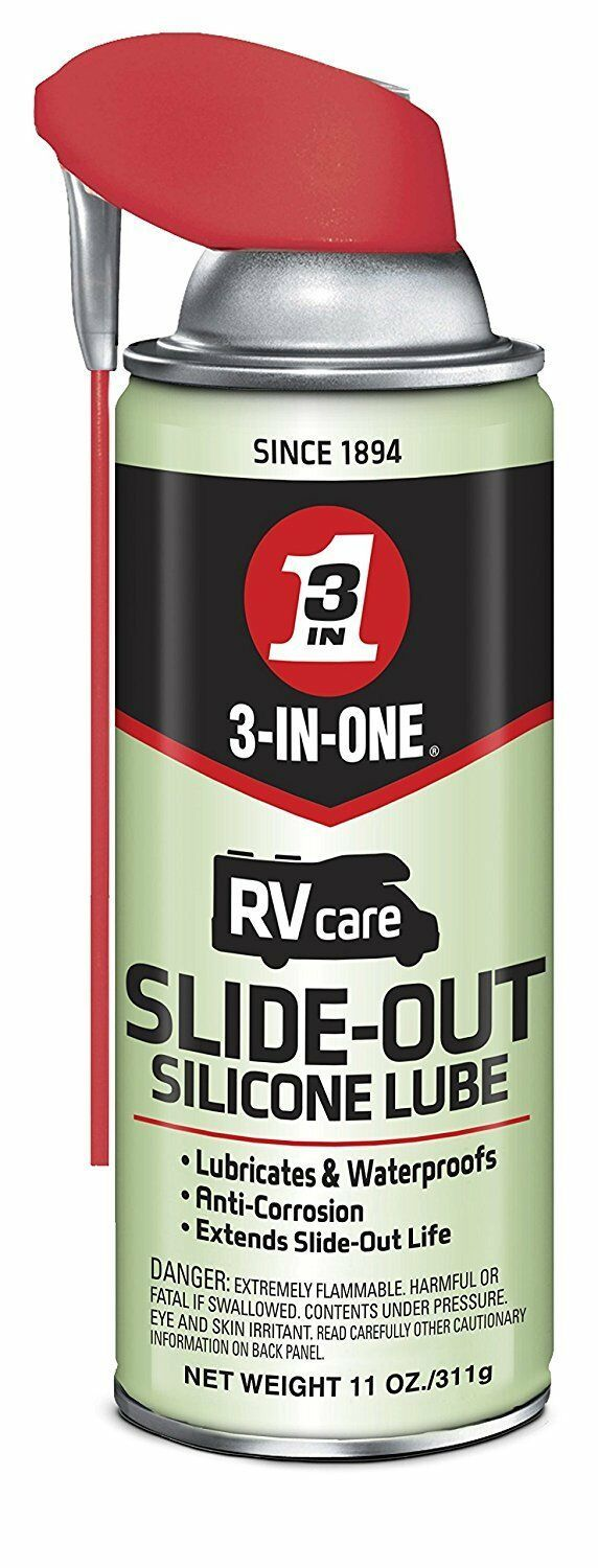 3-IN-ONE 11OZ RV SLIDE OUT SIL