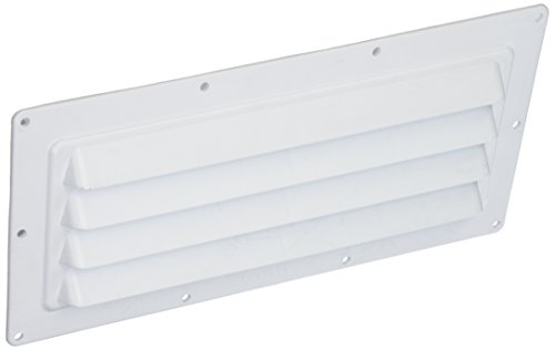 Range Hood Vent, Louvered PW