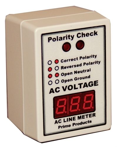 AC LINE MONITOR/TESTER