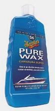 BOAT/RV PURE WAX / PINT #M-561