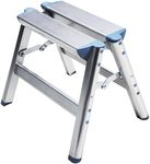 STEP LADDER ALUMINUM 12