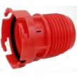 Threaded Hose Adapter, Straigh